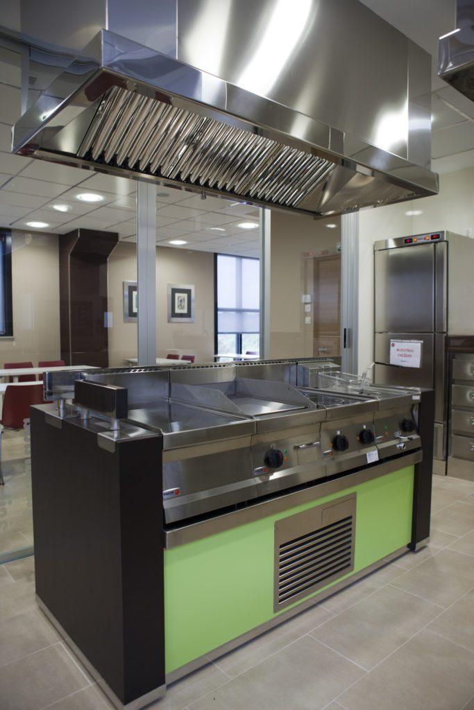 Cocina laboratorio de Culinaria